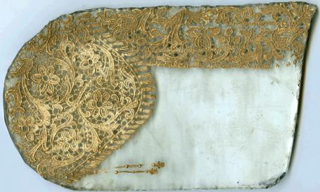 Musselinglas-Historisch