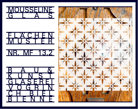 Musselinglas M13.2